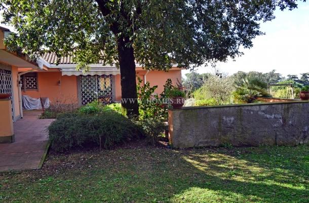 Симпатичная вилла в пригороде Рима
