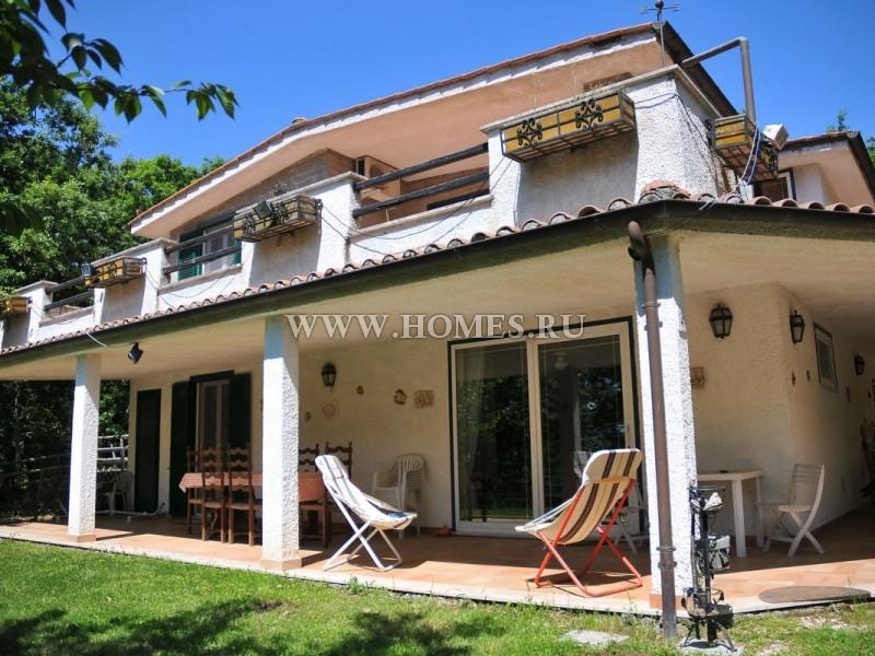 Уютный дом неподалеку от Рима