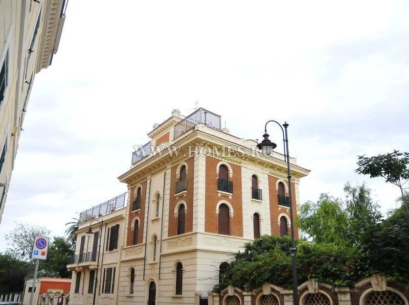 Элегантный апартамент в Неттуно