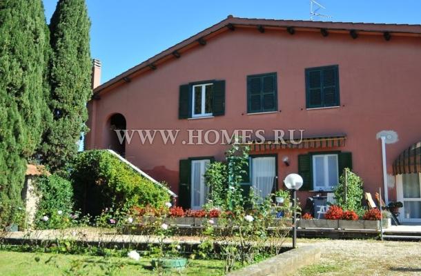 Симпатичный дом в пригороде Рима