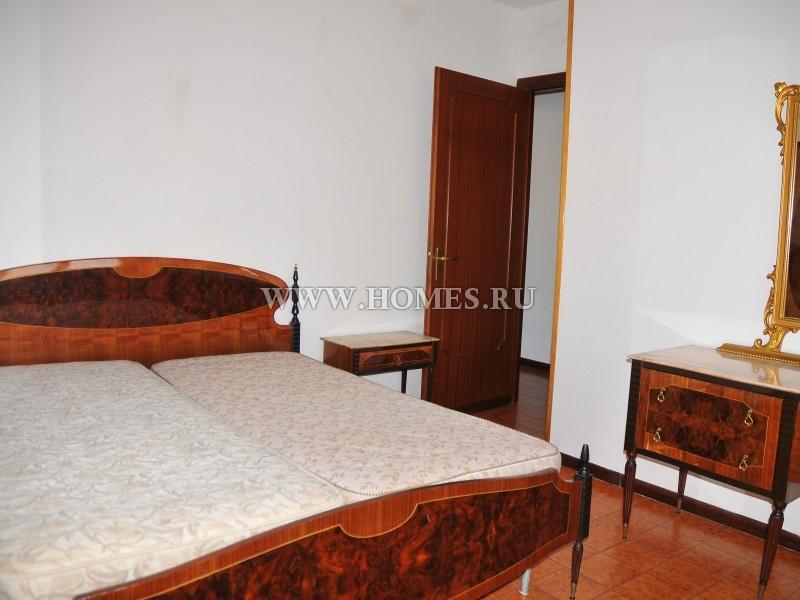 Анцио, красивый апартамент в пешей доступности от моря