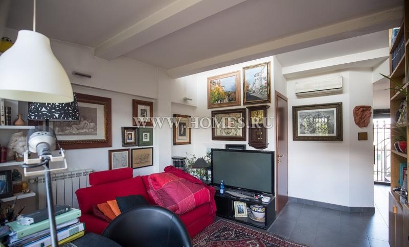 Флоренция, отличный апартамент в хорошем районе города