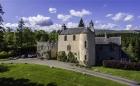Превосходный замок в графстве Стирлинг