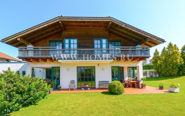Уникальное шале в Австрии