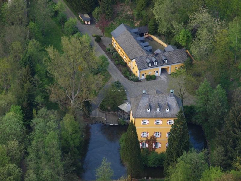 Исторический замок в Германии