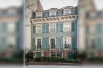 Элегантный исторический дом в Нью-Йорке