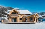 Проект шале в Австрии