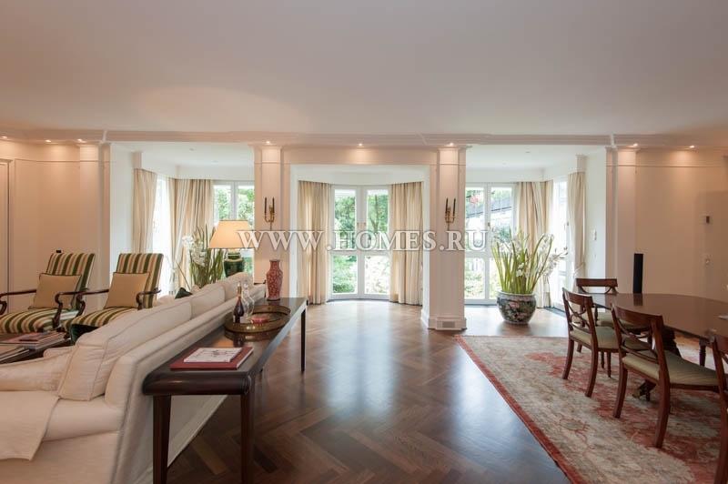 Элегантные апартаменты в Мюнхене