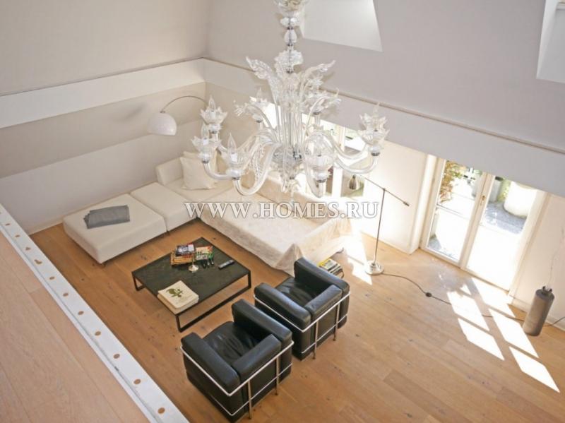 Стильная квартира в Гамбурге