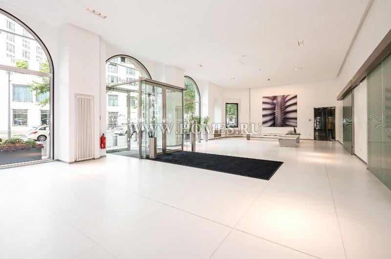 Стильная квартира в центре Берлина