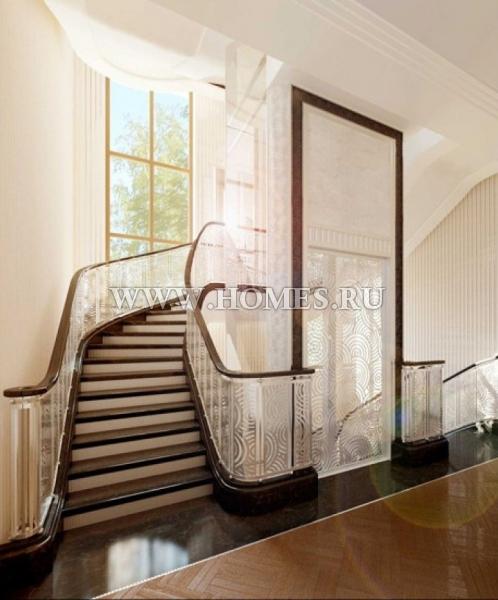 Элегантная квартира в Берлине
