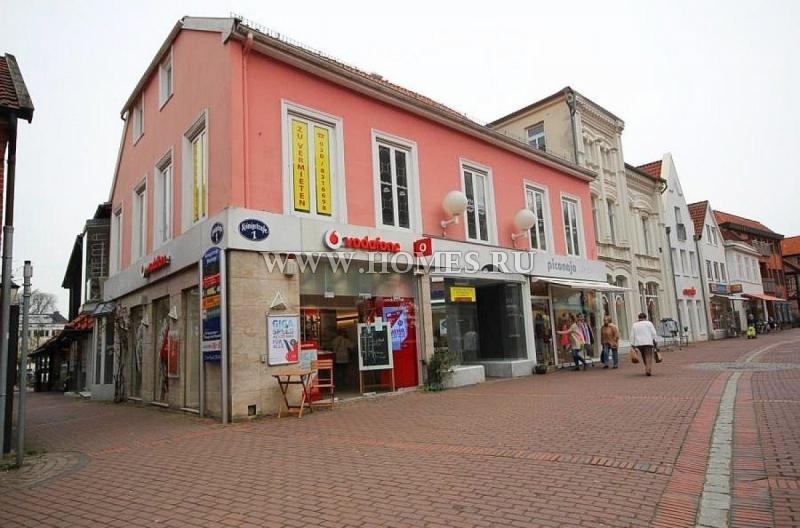 Коммерческий центр в Ойтине