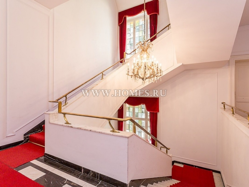 Роскошные апартаменты в Грюневальде