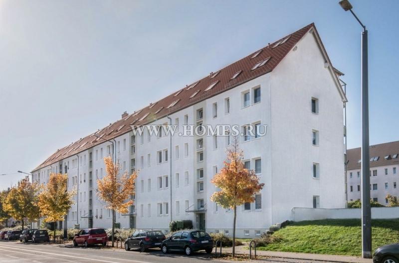 Эрфурт, многоквартирный дом с 30 квартирами