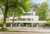 Берлин-Грюневальд, современный дом в стиле баухаус