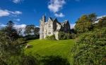 Потрясающий баронский замок в Шотландии