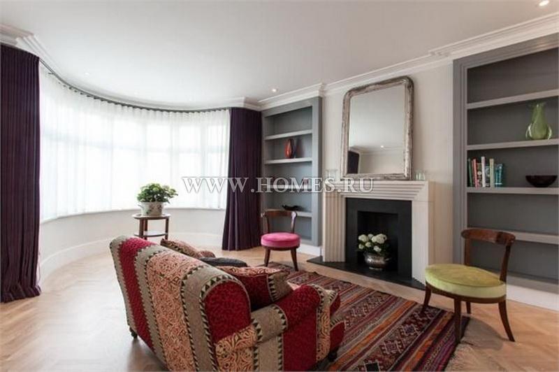 Восхитительный дом в Лондоне