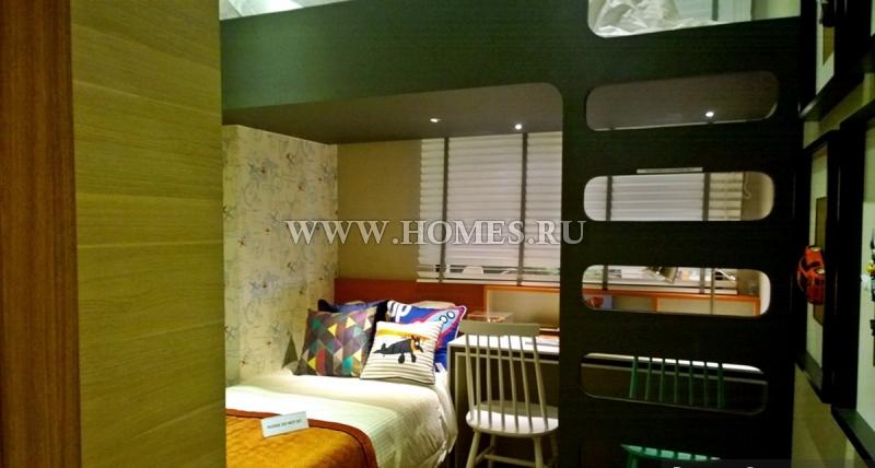 Уникальные апартаментами в Сингапуре