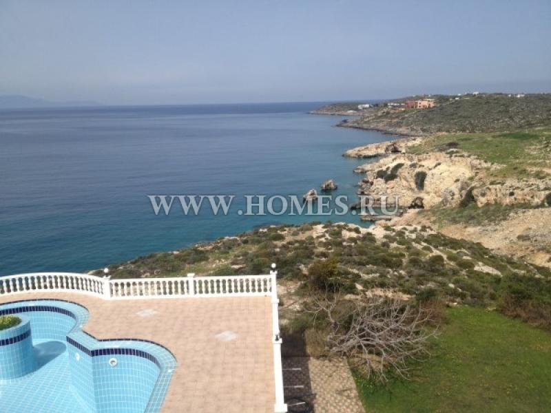Небольшой отель на Крите