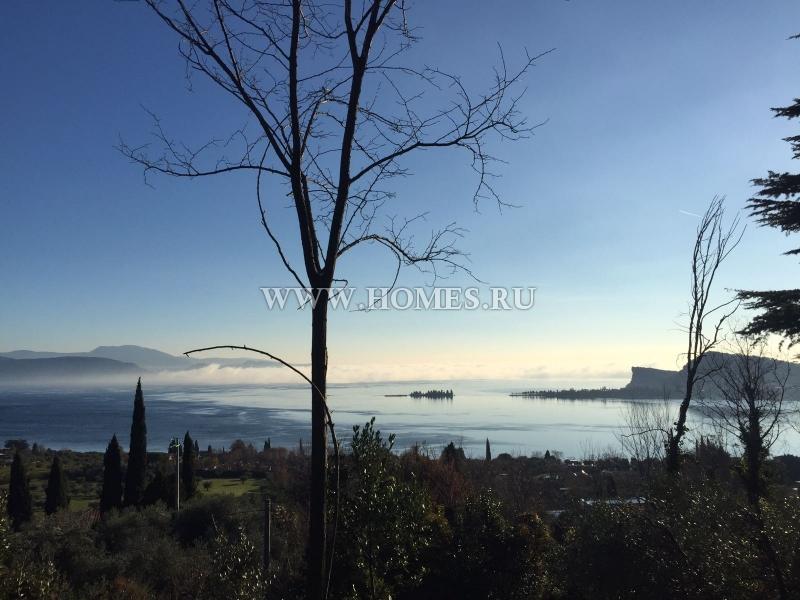 Роскошная вилла на озере Гарда