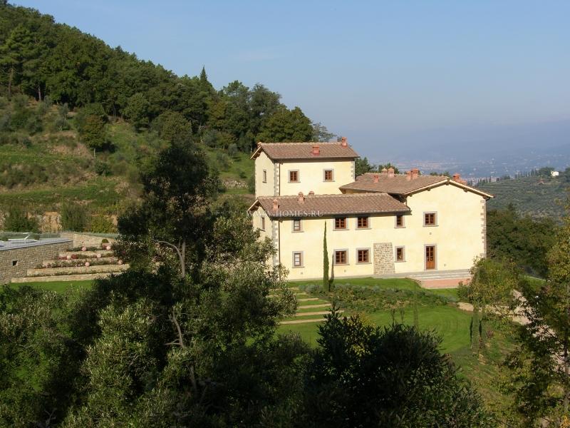 Очаровательная вилла во Флоренции