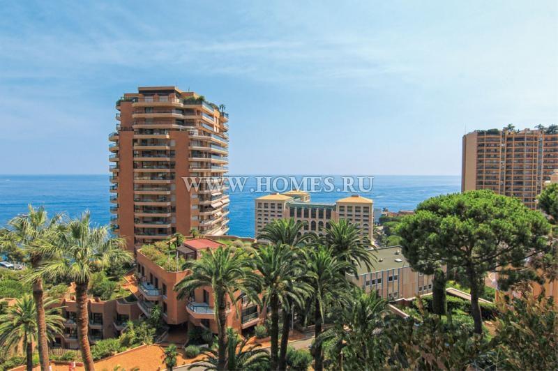 Квартира класса люкс в Монако