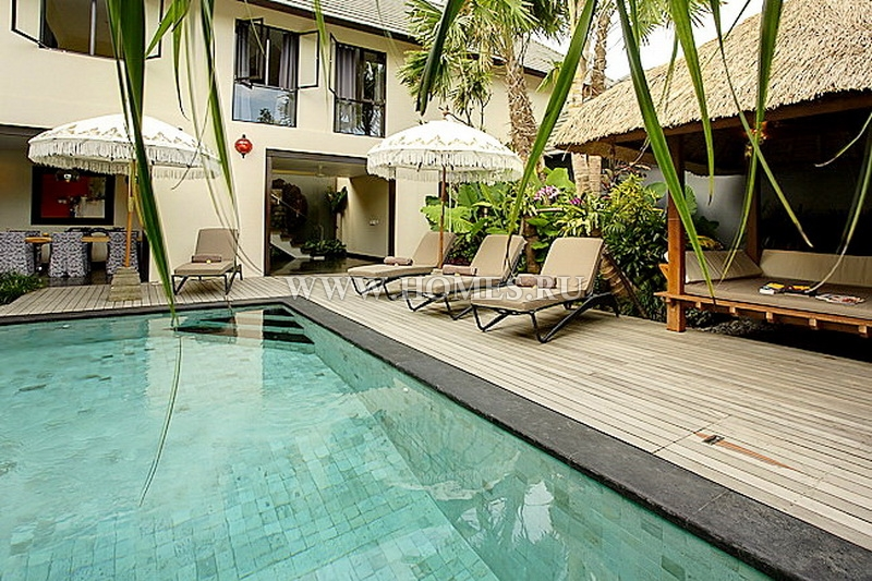 Симпатичный дом на Бали