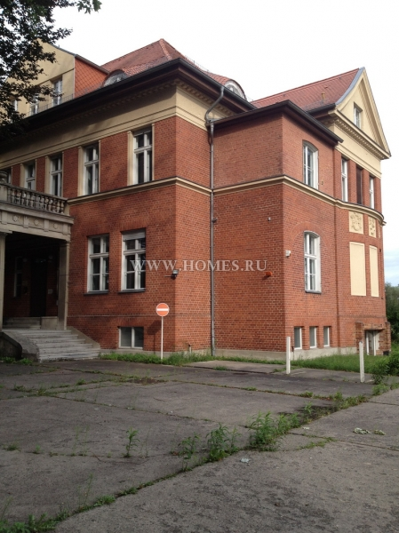 Прекрасный дом рядом с Берлином