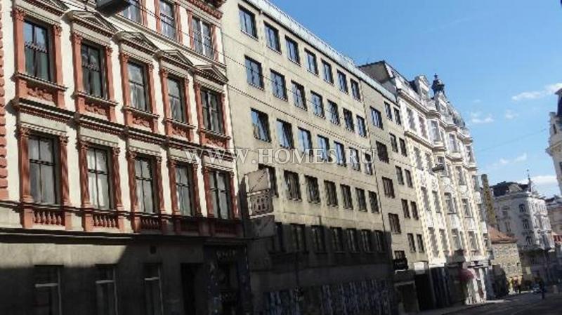 Доходный дом в Вене