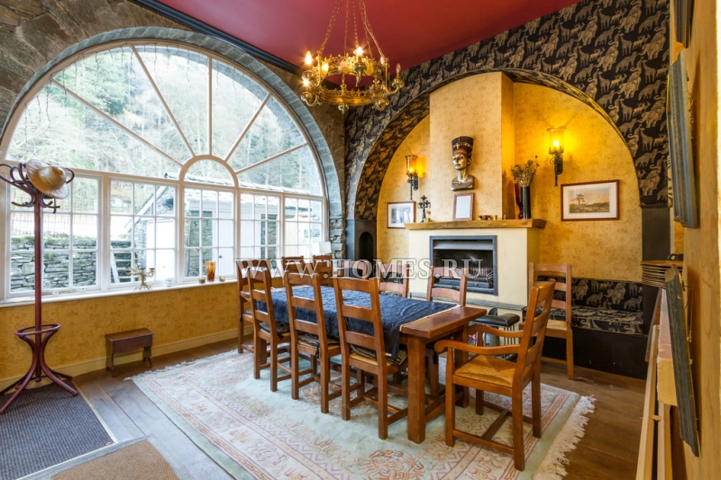 Сказочный особняк в Амблсайде