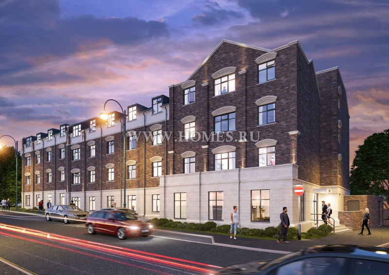 Студенческие апартаменты в центре Бристоля