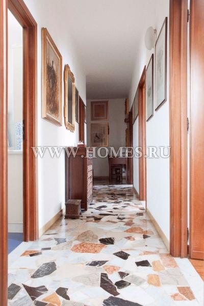 Сан – Ремо, апартамент в отличном состоянии