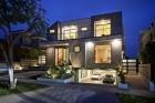 Современный дом в Лос-Анджелесе