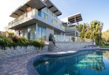 Ультрасовременный дом в Лос-Анджелесе