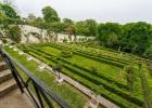 Чудесный замок во Франции