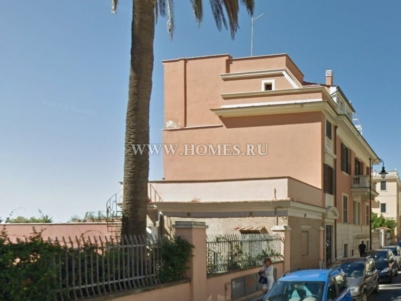 Неттуно, апартамент в центре города