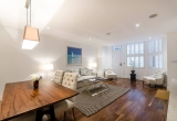 Стильная квартира в Найтсбридже