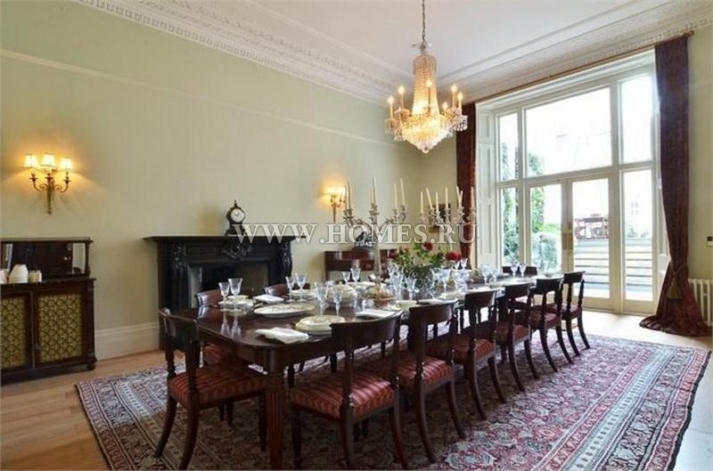 Прекрасный дом в Найтсбридже
