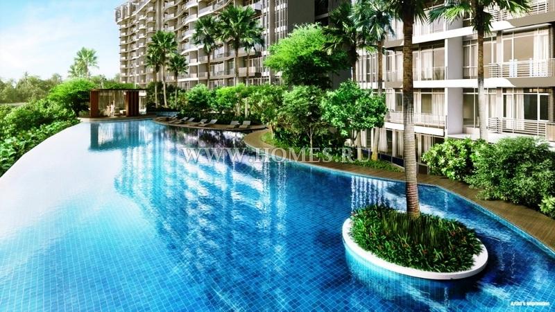 Роскошные апартаменты в живописном районе