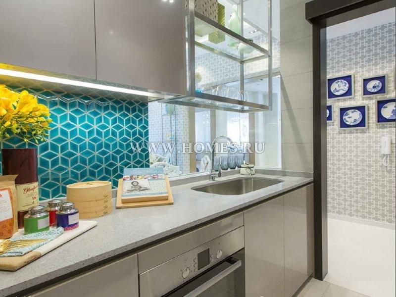 Симпатичные апартаменты в Сингапуре