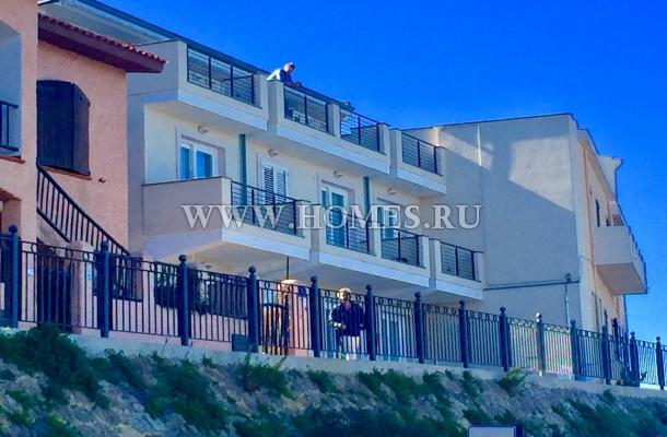 Потрясающие апартаменты на Сардинии