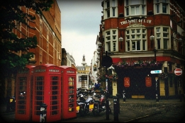 Новости рынка → Лондон стал магнитом для заграничных инвесторов