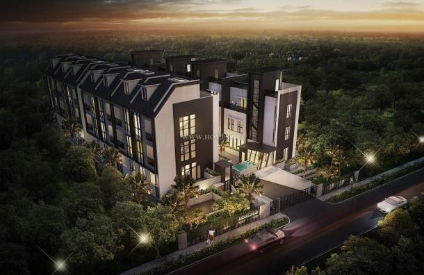 Шикарные апартаменты в Сингапуре