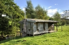 Старинный дом мельника в Шотландии