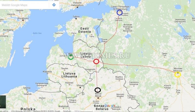 Консервный завод в Латвии