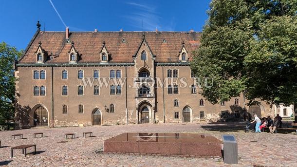 Старинный замок в Майсене