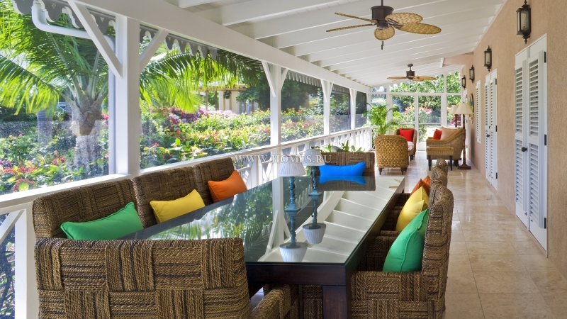 Очаровательная вилла на острове Невис