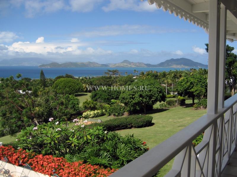 Роскошная вилла на Невисе