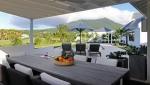 Современная вилла на острове Невис