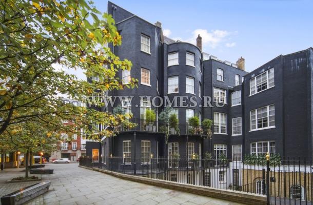 Изысканная квартира в Лондоне